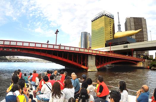 Tokyo Water Ways